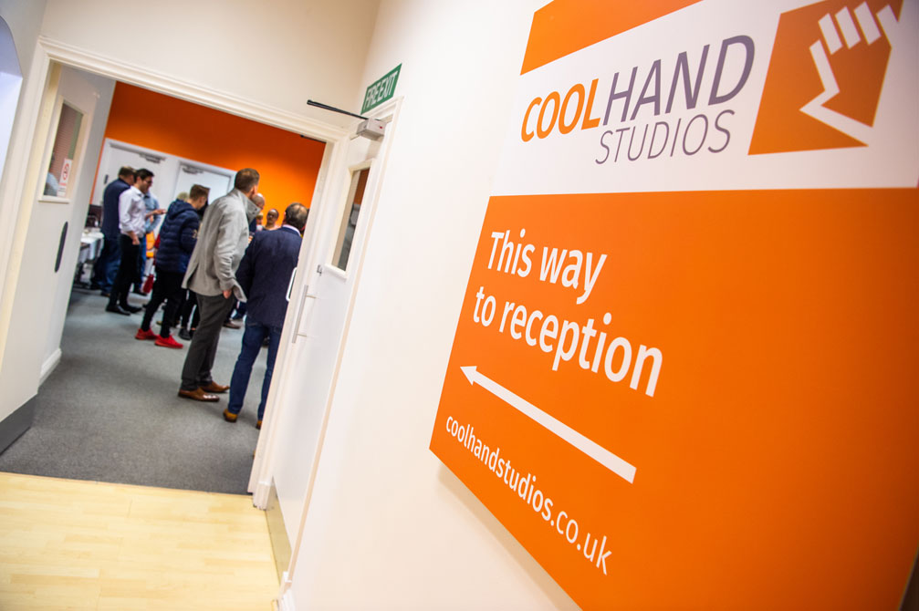 Web Design Huddersfield Cool Hand Studios Web And Design Agency
