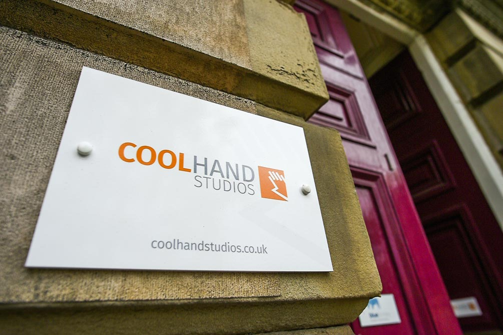 cool hand studios huddersfield